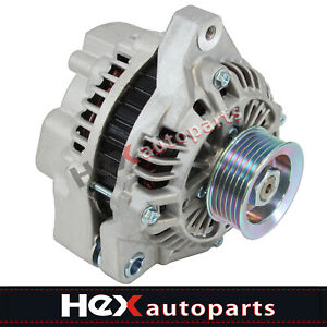 New Alternator For Honda Civic 1 7l 2001 2002 2003 2004 2005 13893