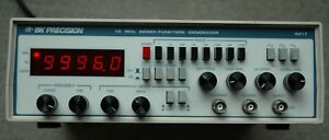 Bk Precision 4017 10mhz Function Generator Works Great Made In Usa