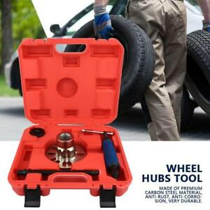 10t Hydraulic Wheel Hub Press Puller Fit For Vw Audi Seattle Skoda Opel W Case
