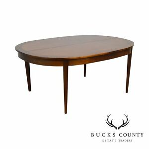 Grange French Cherry Oval Dinning Table
