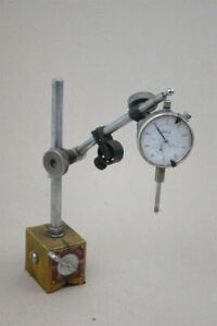 Enco Dial Indicator On off Magnetic Switch Base 2 Teclock Indicator 340