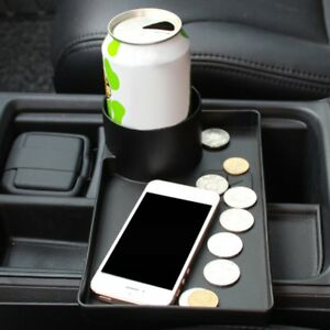 Auto Car Snack Tray Food Drink Bottle Rack Cup Holder Mount Multifunctional Nd