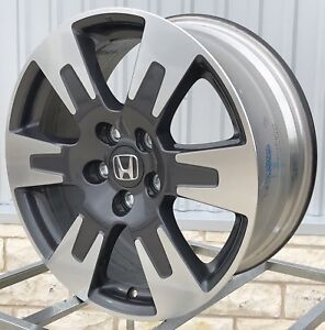18x8 Honda Ridgeline 2017 2018 Oem Factory Machined Alloy Wheel Rim 64105