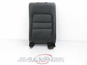 2006 2007 Mazdaspeed Mazda 6 Speed Rear Left Seat Back Black Leather