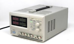 Tekpower Tp3005piii Programmable Dc Power Supply 0 30v At 0 5a Triple Outputs