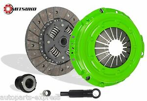 Mitsuko Stage 1 Clutch Kit For 85 87 Aerostar Bronco Ii Ranger 2 0 2 3 2 8 2 9l