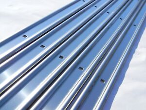 Bed Strips Dodge 1953 1968 Stainless Steel Long Bed Power Wagon Truck