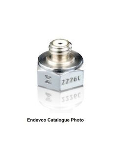 Endevco 2226c Accelerometer New Cable Case Bruel Equivalent Quality