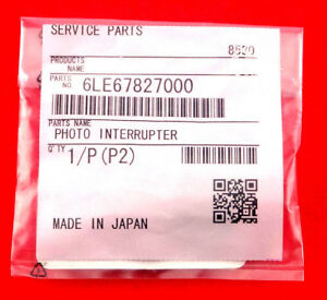 Toshiba 6le67827000 Photo Interrupter Genuine Brand New Sealed Free Shipping