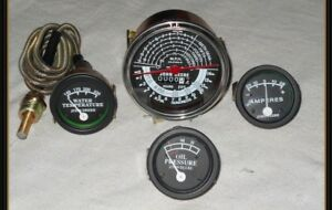 John Deere Tractor Gauges Set Kit For 50 60 70 520 530 620 630 720 730