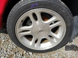 1998 Ford Mustang Gt Oem Wheel Set 17x8 17 Inch 5 Double Spoke Silver F8zvab