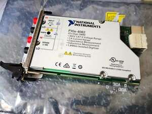 National Instruments Ni Pxie 4082 pxie 6 digit 300 V Nearly News