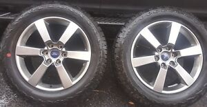 20 F 150 Wheels And Tires 275 55r20 From 2017 Model