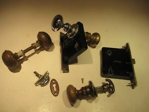 Vintage Door Hardware Lot