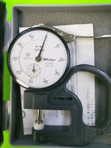 Dial Thickness Gage Mitutoyo 7301