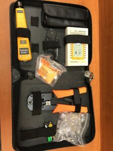 Paladin Tools Service Kit Coaxial And Networking