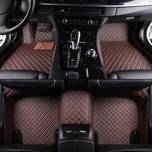 Toyota Camry Accessories 2010 2011 2012 2013 2014 2015 Leather Luxury Floor Mats