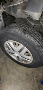 07 Honda Fit Wheels And Tires