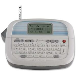 P touch Personal Labeler pt 90 Makers Office Products