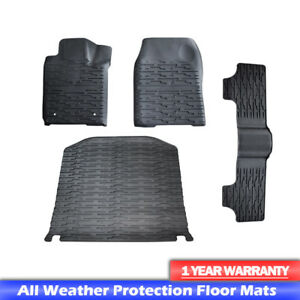 For Jeep Grand Cherokee 2014 17 Car Floor Mat Rear Trunk Cargo Liner Protector