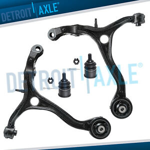 For 2009 2010 2012 Honda Accord Acura Tsx Front Lower Control Arm W Ball Joint