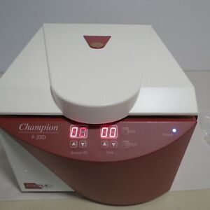 Ample Scientific F 33d Digital Bench top Centrifuge 3300 Rpm