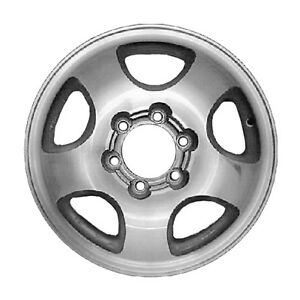 69314 Oem Recon Wheel 16in Machined W Charcoal Mag Lug Holes
