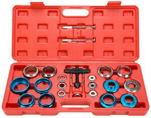 20pc Crankshaft Camshaft Seal Bearing Remover Installation Service Tool Kit