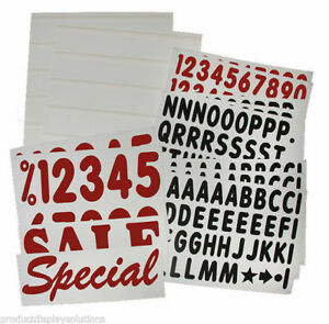 Message Board Sign Kit 2 24 x36 White Sign Faces W 314 4 Letters