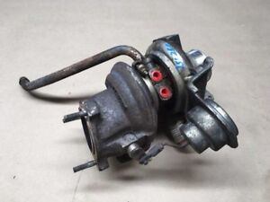 Turbo Supercharger 4 Cylinder Vin Vs Fits 00 04 Volvo 40 Series 964480
