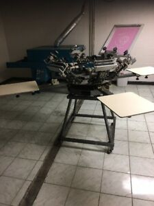 Screen Printing Equipment Used All You Need To Enter Tshirt Business