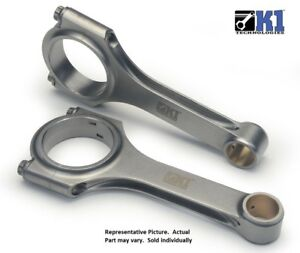 K1 Technologies 012ad25613l Connecting Rod Small Block Chevy H beam 6 125