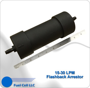 Hho And H2 Flashback Arrestor 15 30 Lpm Commercial Industrial