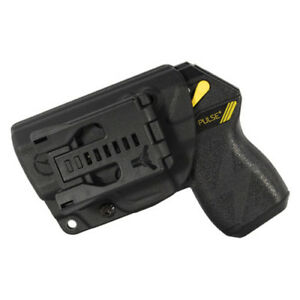 Blade Tech Holster outside The Waistband Fits Taser Pulse Made Of Kydex