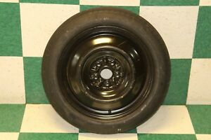 93 18 Camry Compact Spare Temporary Tire Wheel 17x4 Donut Rim Factory Oem