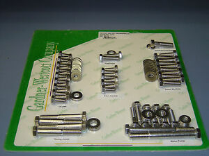 Pontiac 326 455 Engine Bolt Kit