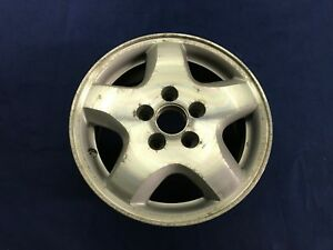 Honda Accord 1998 1999 2000 15x6 5 Silver Machined Oe Wheel Rim 63774