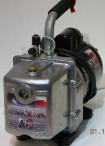 J b Industries Model Eliminator Dv 6e 6 Cfm Vacuum Pump