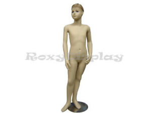 12 Years Old Fiberglass Children Mannequin Display Dress Form md 501f