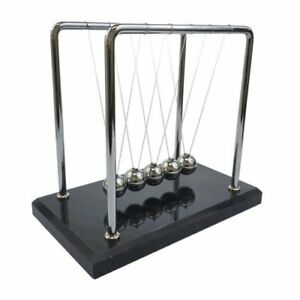 Newton s Cradle 7 Inch Marble Base
