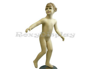 4 5 Years Old Fiberglass Children Mannequin Display Dress Form md 514f
