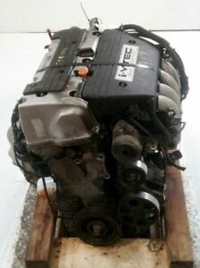 2006 2007 Honda Accord Engine Assembly 2 4l 2632063
