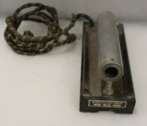 Antique Master Electric Company Curling Iron Heater