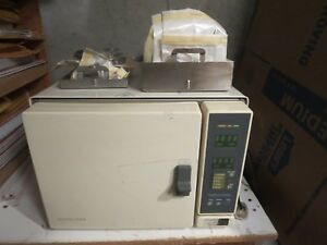 Pelton Crane Validator Plus 8 Steam Sterilizer With Instruments Model Ad