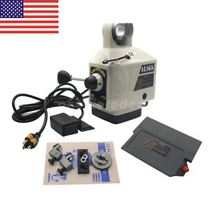 Alsgs 110v Power Feed For Vertical Milling Machine X Y Axis Al 310sx Us Ship