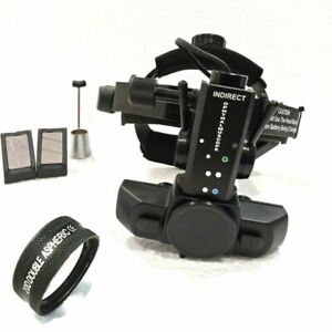 Best Quality Binocular Indirect Ophthalmoscope Led Illumination Free Carry Bag