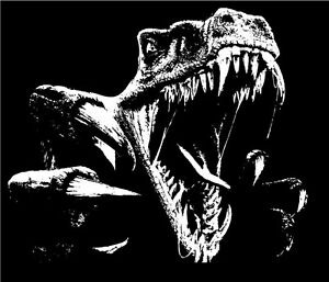 Fits Ford Raptor Vehicle Graphic Velociraptor Pickup Decal Tailgate Side Truck