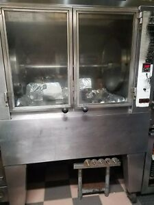 Hickory Chicken Rostiseria Works Great Can Cook 40 Chicken It s Excellent Oven