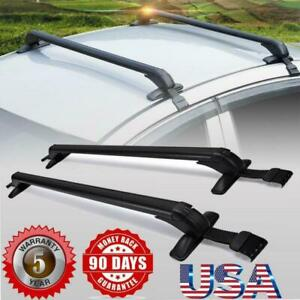 For 2014 2016 2018 Kia Sorento Roof Rack Cross Bars Oem Replace Anti Theft Lock