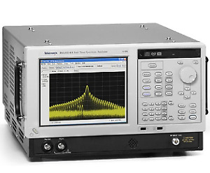 Tektronix 065 0751 11 9khz 14 0ghz Real time Spectrum Analyzer 1 preamplifier 2